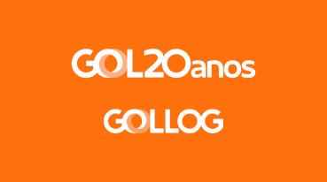 GOL 20 anos + GOLLOG