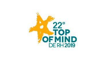 22º Top of Mind de RH 2019