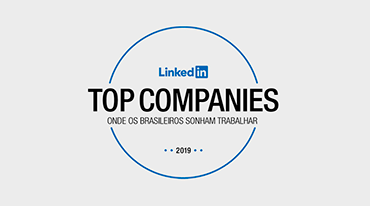 Linkedin Top companies 2019