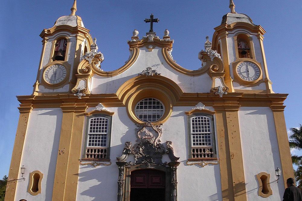 Belo Horizonte, Ouro Preto e Tiradentes