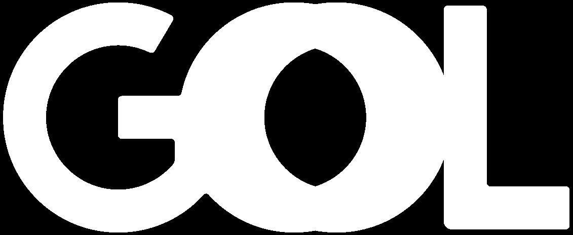 Logo Gol Mono Negativo