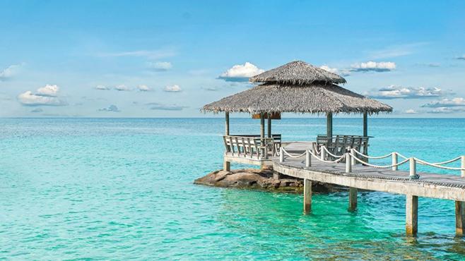 Saudades de Cancún e Punta Cana?