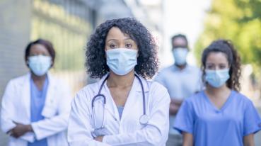 Personas sanitarias