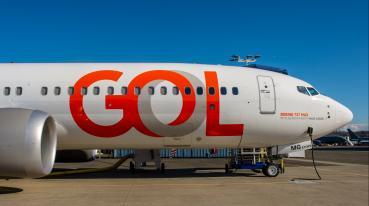 Avión GOL