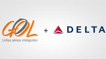 Parceria com Delta Air Lines