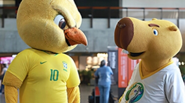 Patrocinadora oficial da Copa América