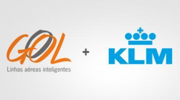 Parceria com Air France-KLM