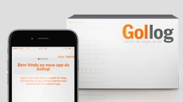 Gollog lança aplicativo