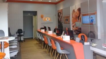 Imagen de una de las tiendas GOL