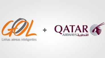 Parceria com Qatar Airways