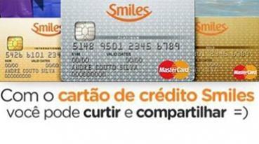Smiles credit card