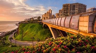 Nueva ruta a Lima