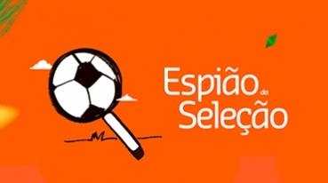 Espía de la selección brasileña