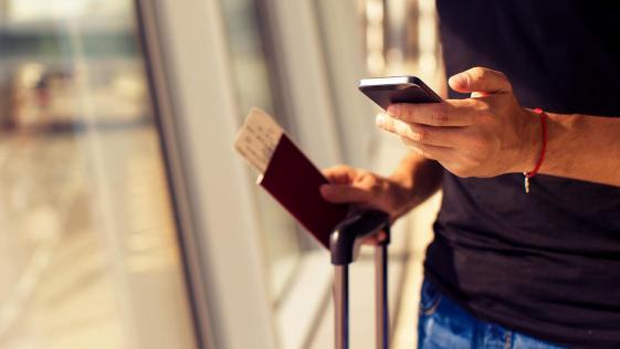Prioridade no check-in e no embarque